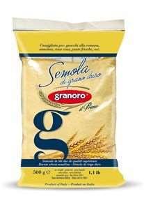 GRANORO SEMOLA GR. 500