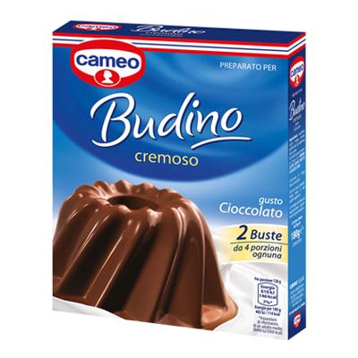 CAMEO BUDINO CREMA CIOCCOLATOX 2 GR.180