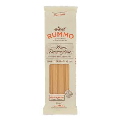 RUMMO SPAGHETTONI GROSSI N°220GR.500