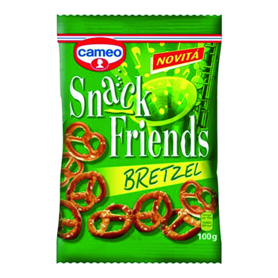 CAMEO SNACK FRIENDS BRETZEL GR.100