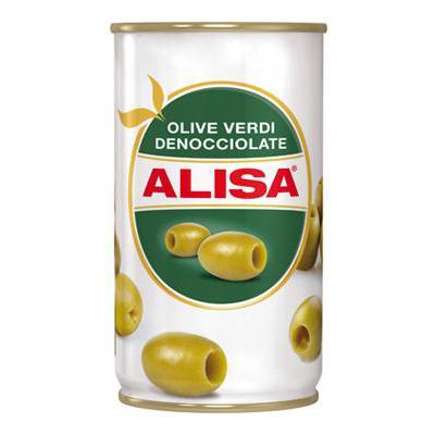 ALISA OLIVE VERDI DENOCCIOLATEGR.350