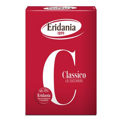 ERIDANIA ZUCCHERO CLASSICO KG.1 ASTUCCIO