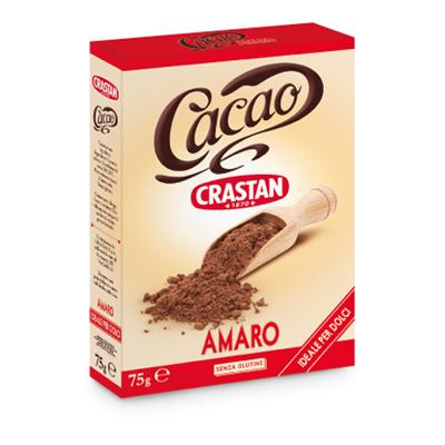 CRASTAN CACAO AMARO GR.75