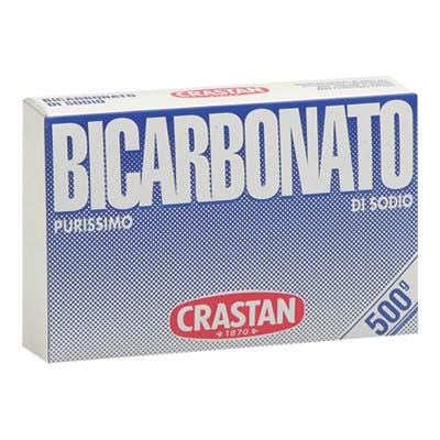 CRASTAN BICARBONATO GR.500