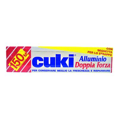 CUKI ALLUMINIO MT.150