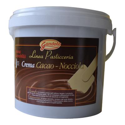 GANDOLA CREMA CACAO/NOCCIOLA SECCHIELLO KG.3