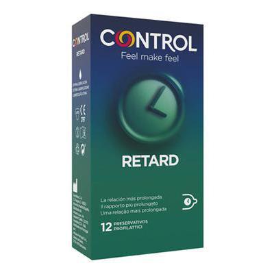 CONTROL RETARD X 12 PZ
