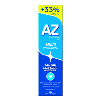 AZ DENTIFRICIO TARTAR CONTROLML.75+25