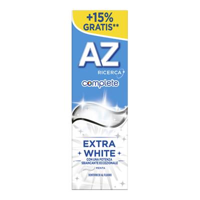 AZ DENTIFRICIO ML.65+10 COMPLETE WHITE