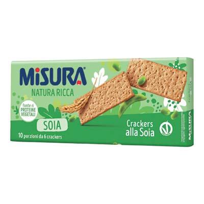 MISURA CRACKER GR.400 SOIA