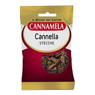 CANNAMELA CANNELLA STECCHE GR.15  BUSTE