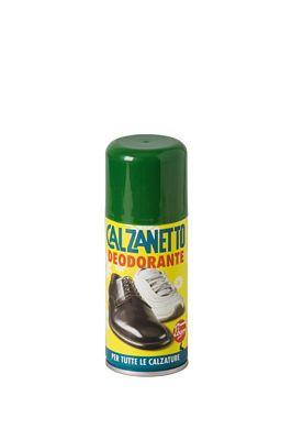 CALZANETTO DEODORANTE ANTIBATTERICO ML.150