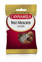 CANNAMELA NOCI MOSCATE INTERE.GR.15  +GRATTUGIA    BUSTE