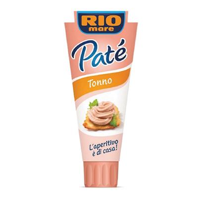 RIO MARE PATE' TONNO GR.100