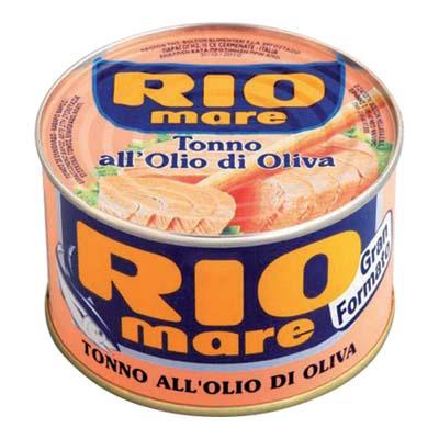 RIO MARE TONNO GR.240 GRAN FORMATO