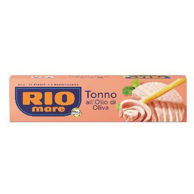 RIO MARE TONNO GR.80X4 OLIO OLIVA