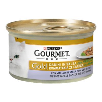 GOURMET GOLD DADINI VITELLO GR.85