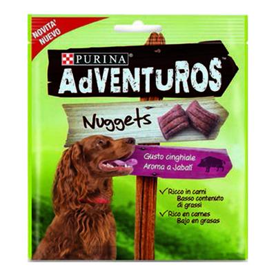 ADVENTUROS NUGGETS GR.90X6