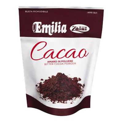 EMILIA CACAO AMARO POLVERE GR.150