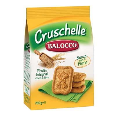BALOCCO GR.700 CRUSCHELLE SENZA OLIO PALMA CLASSICINTEGRALE