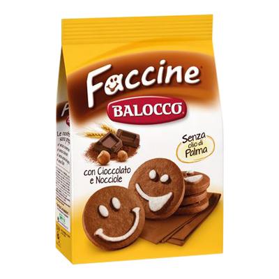 BALOCCO GR.700 FACCINE SENZA OLIO PALMA RICCHI