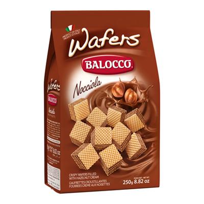 BALOCCO WAFERS GR.250 NOCCIOLA