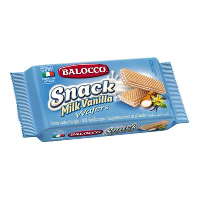 BALOCCO WAFERS GR.45 MILK VANILLA