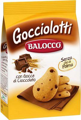 BALOCCO GR.350 GOCCIOLOTTI SENZA OLIO PALMA RICCHI