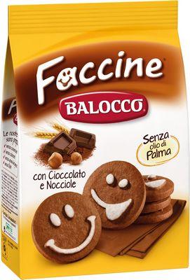 BALOCCO GR.350 FACCINE SENZA OLIO PALMA RICCHI