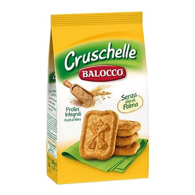 BALOCCO GR.350 CRUSCHELLE SENZA OLIO PALMA CLASSICI BISCOTTO