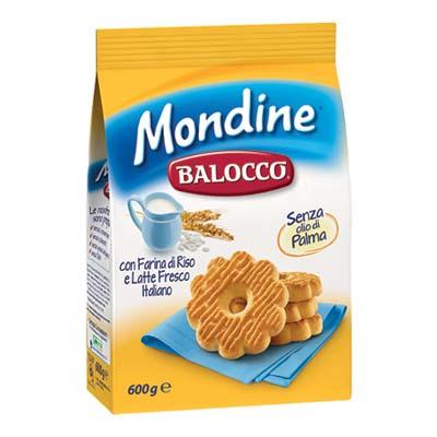 BALOCCO GR.700 MONDINE SENZA OLIO PALMA CLASSICI