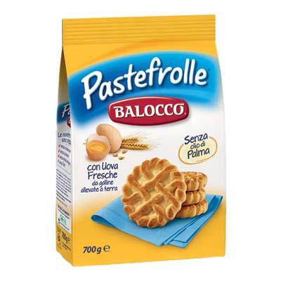 BALOCCO GR.700 PASTEFROLLE SENZA OLIO PALMA CLASSICI