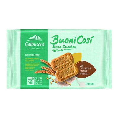 GALBUSERA BUONICOSÌ LATTE INTEGRALI GR.300