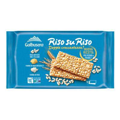 GALBUSERA RISOSURISO CRAKERS GR.380