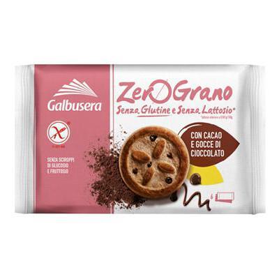 GALBUSERA ZEROGRANO PLUS GOCCECIOCCOLATO GR.220