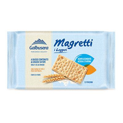 GALBUSERA MAGRETTI CRACKERS GR.380