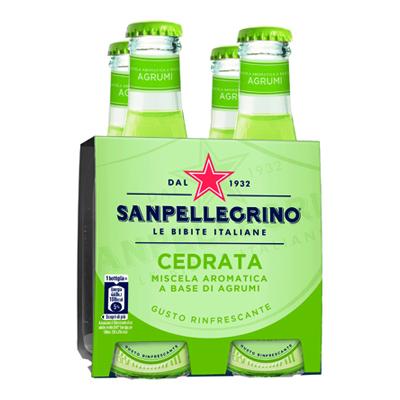 SANPELLEGRINO CL.20X4 CEDRATA
