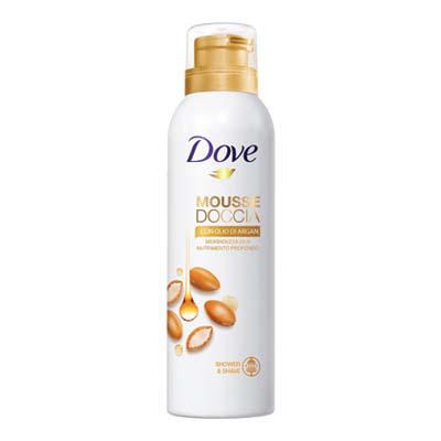 DOVE DOCCIA MOUSSE ARGAN ML.200