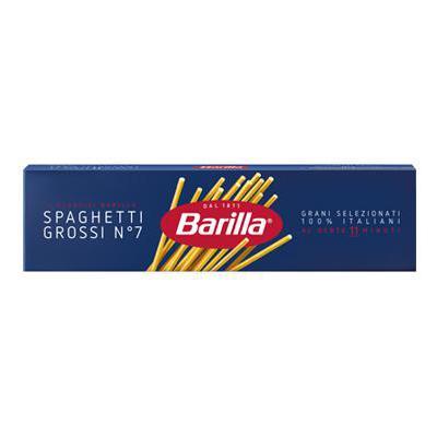 BARILLA GR.500 SPAGHETTONI N°7