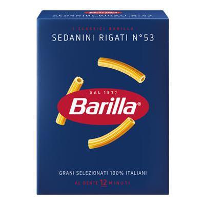 BARILLA GR.500 SEDANINI RIGATIN°53