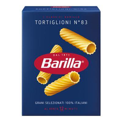 BARILLA GR.500 TORTIGLIONI N°83