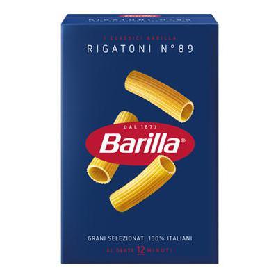 BARILLA GR.500 RIGATONI N°89