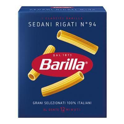 BARILLA GR.500 SEDANI RIGATI N°94