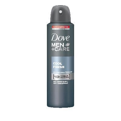 DOVE DEO SPRAY MAN+CARE ML.150COOL FRESH