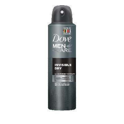DOVE DEO SPRAY MEN+CARE ML.150INVISIBLE