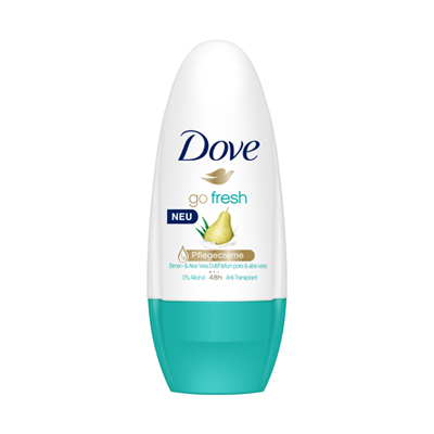 DOVE DEO ROLL ON ML.50 PERA&ALOE