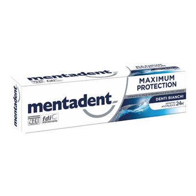 MENTADENT DENTIFRICIO MAXIMUMPROTECTION ML.75    RINNOVO SM