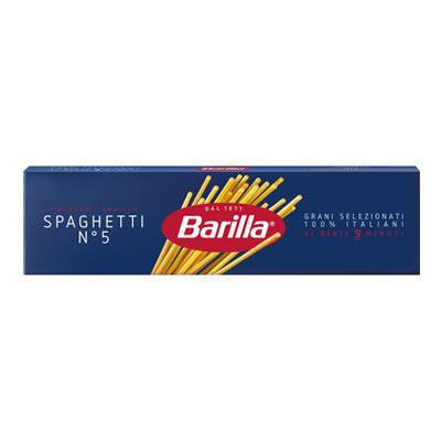 BARILLA GR.500 SPAGHETTI N°5