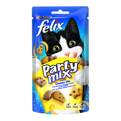 FELIX PARTY MIX CHEEZY MIX FORMAGGIO GR.60