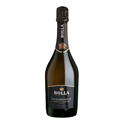 BOLLA PROSECCO VALDOBBIADENE EXTRA DRY 11�CL.75